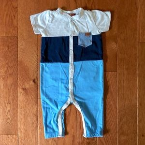 Designer Baby Boy Romper
